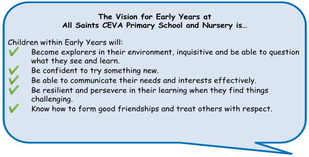 Early Years Vision