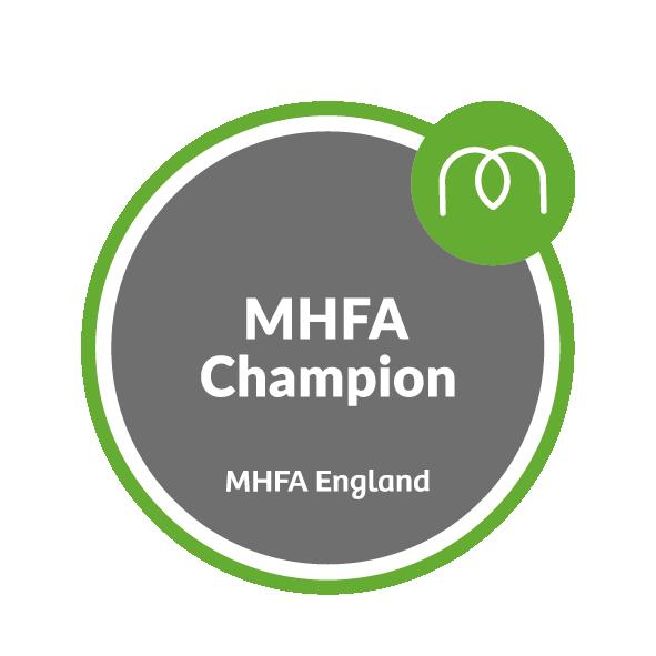 MHFA Badge